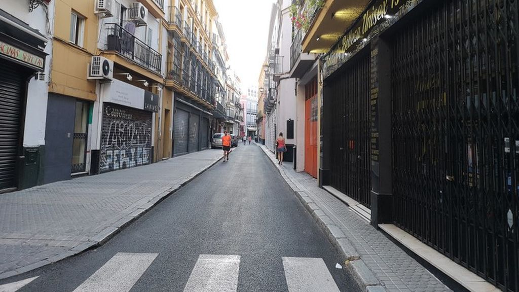Estas son las calles que serán peatonales en Sevilla los fines de semana