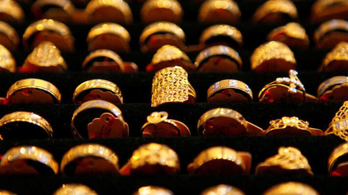 Intervienen dos millones euros en oro y piedras preciosas a una banda de narcos
