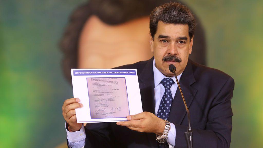 """Juan Guaidó """"desaparece"""" en Venezuela tras la operación Gedeón"""