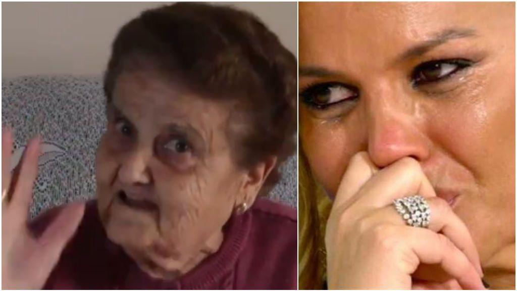 Una abuela, fan de María Patiño, se hace viral en redes resumiendo en 'Merlos Place'