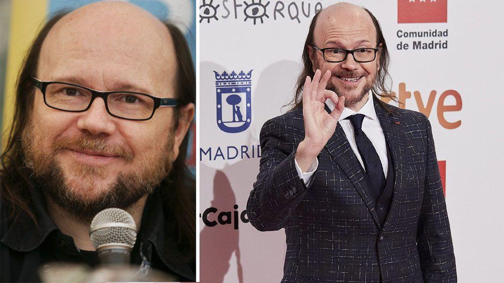 El antes y el después de Santiago Segura