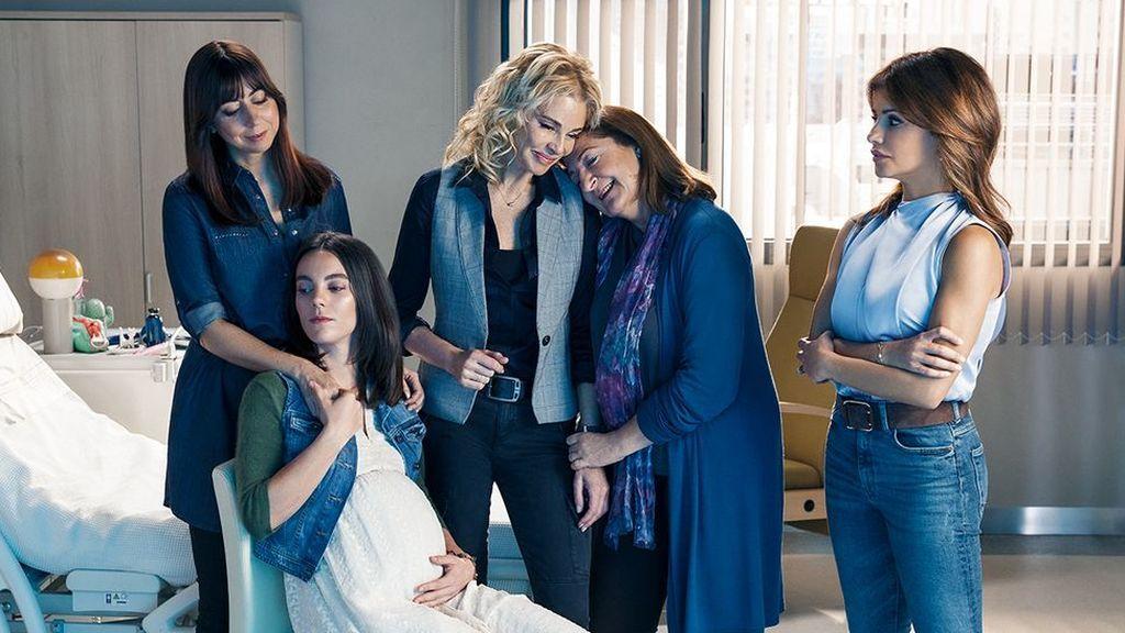 La serie 'Madres' ya está disponible en Amazon Prime Video: una historia emocionante de humanidad, superación y sororidad entre mujeres