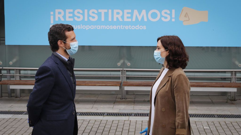 El PP denunciará al Gobierno ante la Fiscalía por suministrar mascarillas defectuosas al personal sanitario