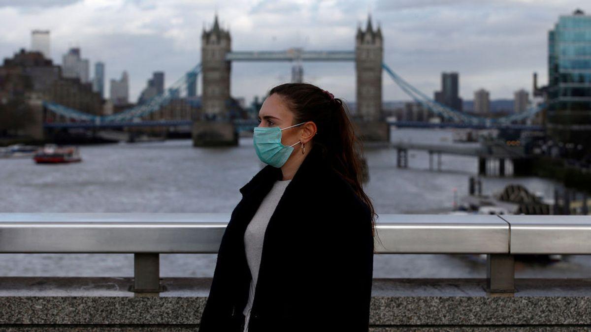 Reino Unido registra 626 muertes más y 4.700 nuevos casos en el último balance