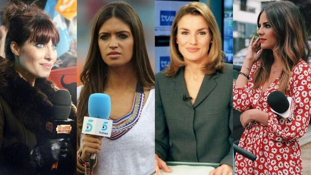 De Alexia Rivas a Sara Carbonero: reporteras que saltaron al otro lado de la noticia