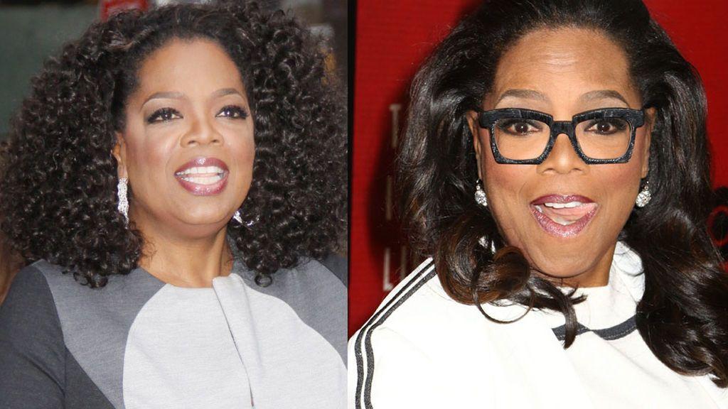Oprah Winfrey, tras adelgazar 20 kilos en 2017