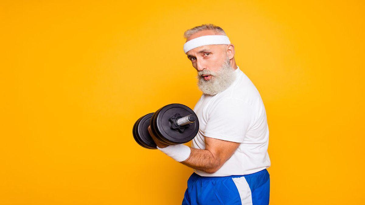 Ejercicios para brazos: una forma fácil de mantenerte en forma después de los 50