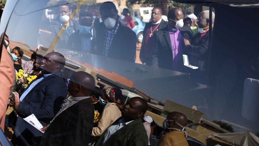 EL coronavirus podría matar a 190.000 personas en África en un año, según la OMS