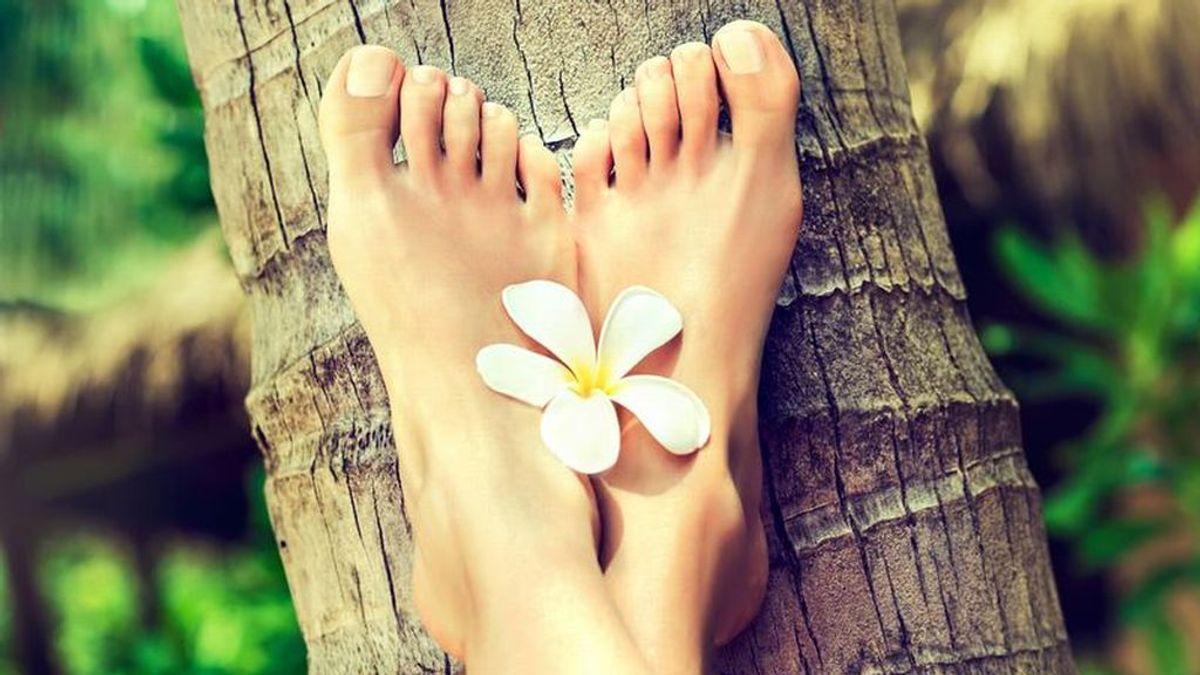 Así podrás eliminar los hongos de las uñas de los pies.