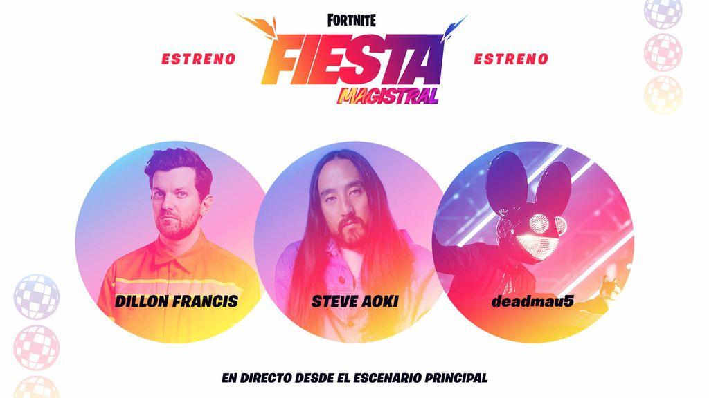 Fortnite Fiesta Magistral