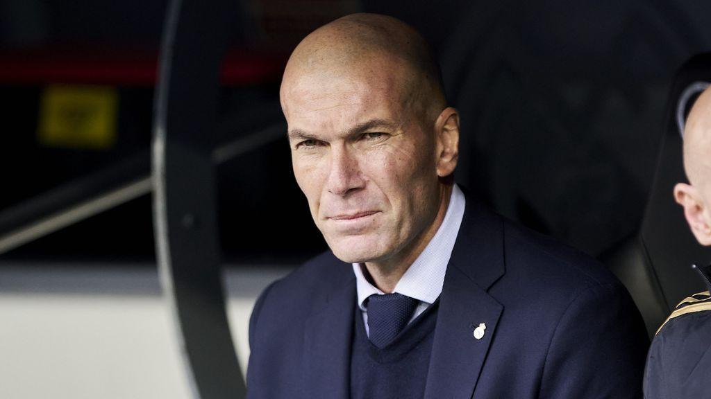Zidane: historia del la estrella dentro y fuera del banquillo del Real Madrid