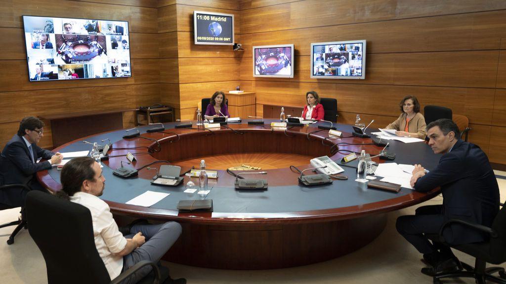 Imagen del Consejo de Ministros