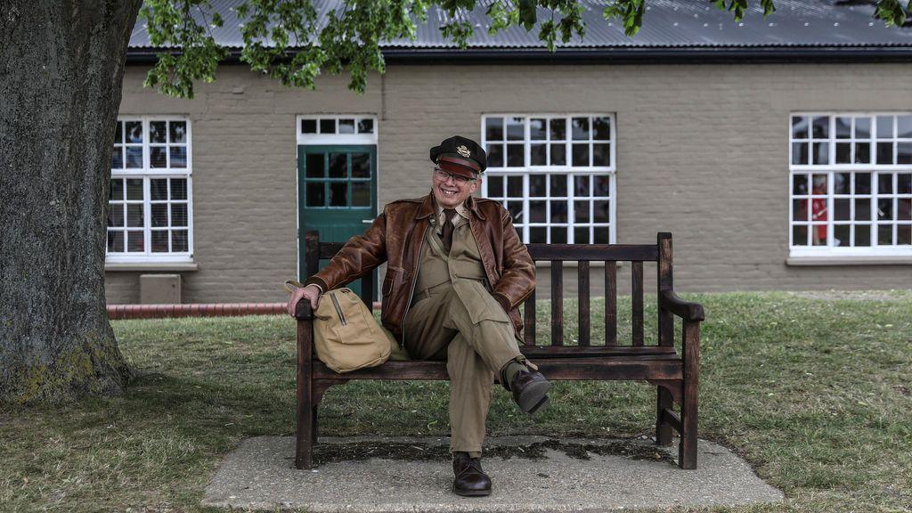 Reino Unido celebra el 75 aniversario del fin de la Segunda Guerra Mundial en Europa