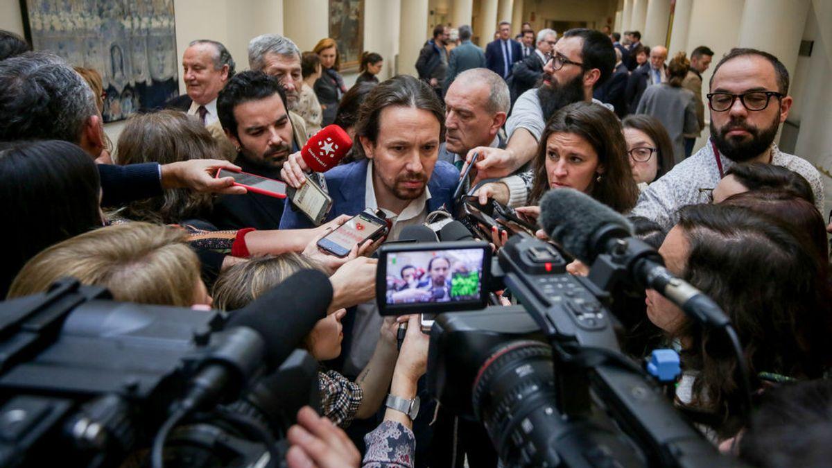Iglesias apoya la propuesta de Italia y Portugal de un Ingreso Mínimo Vital europeo