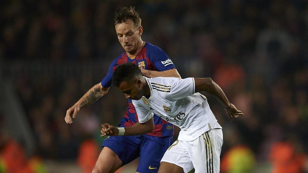 """El presidente del Santos afirma que el Barça intentó fichar a Rodrygo: """"Quisieron tomarme el pelo"""""""
