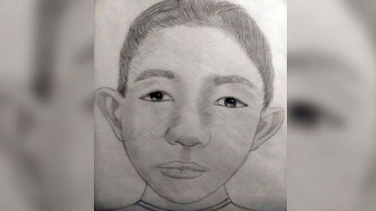 Encontrado sin vida: piden ayuda para identificar al 'niño del suéter'