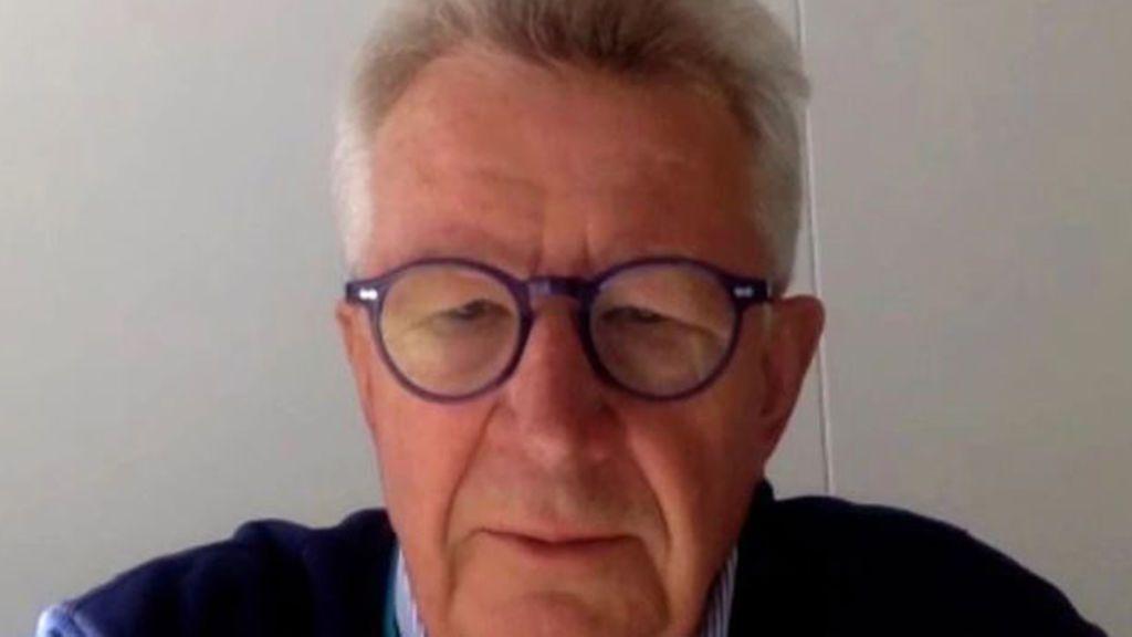 """Johan Giesecke, máximo epidemiólogo sueco: """"El coronavirus se propaga como un incendio, no importa lo que uno haga, todos se van a contagiar"""""""
