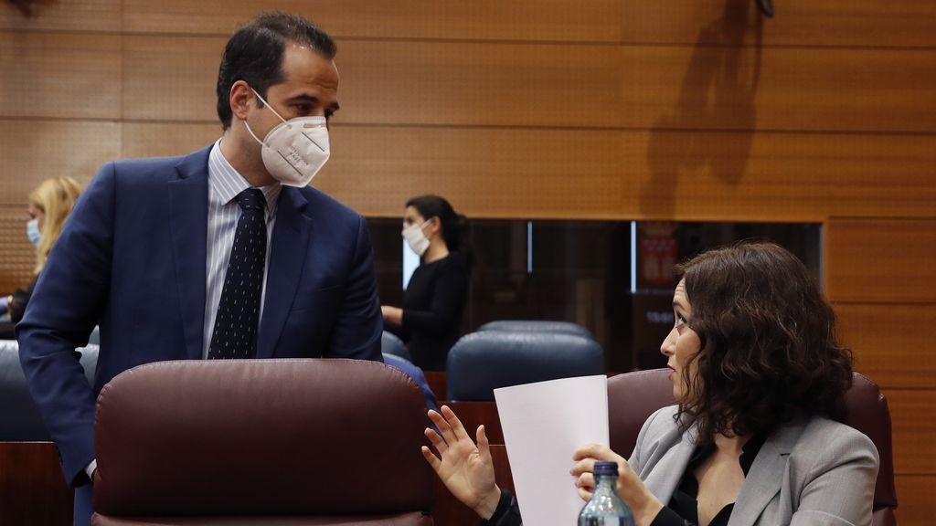 Aguado critica que Madrid no haya pasado a la fase 1 y anuncia un refuerzo en la Atención Primaria