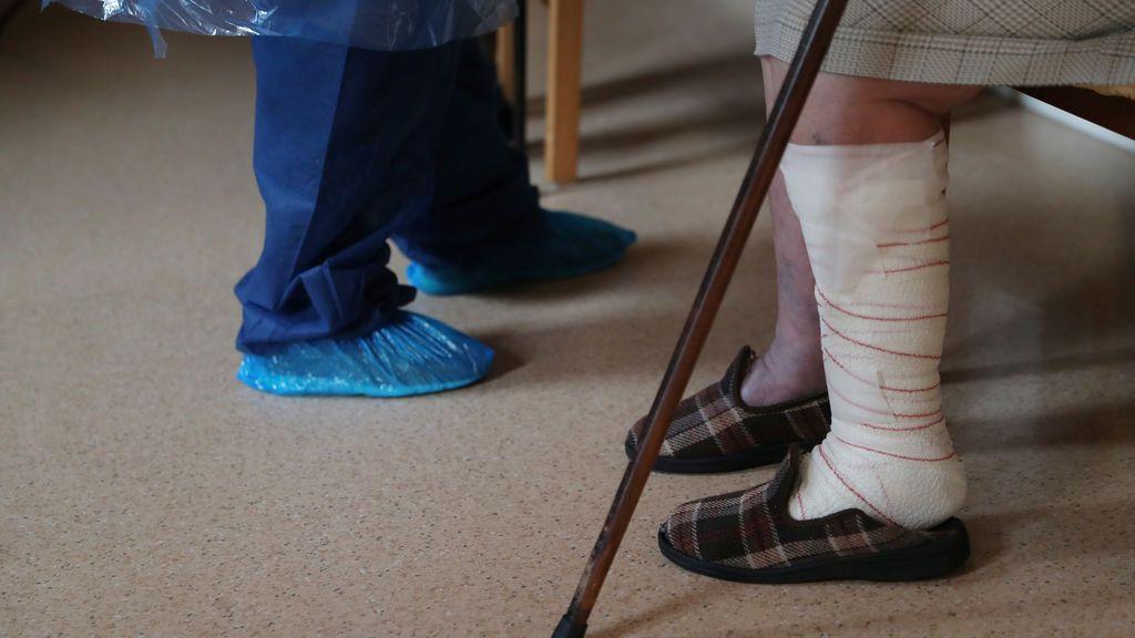 Un total de 7.547 usuarios de residencias de Madrid ha muerto en los últimos dos meses, el 77% de coronavirus