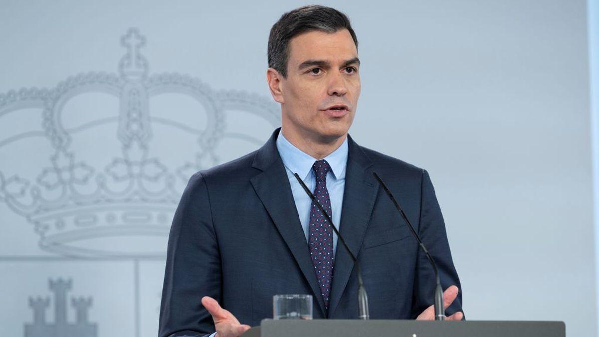 Sánchez no desvela los nombres del comité de expertos que le asesora en la crisis del coronavirus
