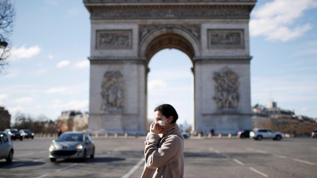 Francia registra 80 muertes por coronavirus en las últimas 24 horas, la cifra más baja desde primeros de abril