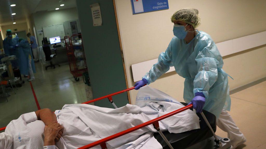 Las muertes por coronavirus en España bajan a 179 en las últimas 24 horas
