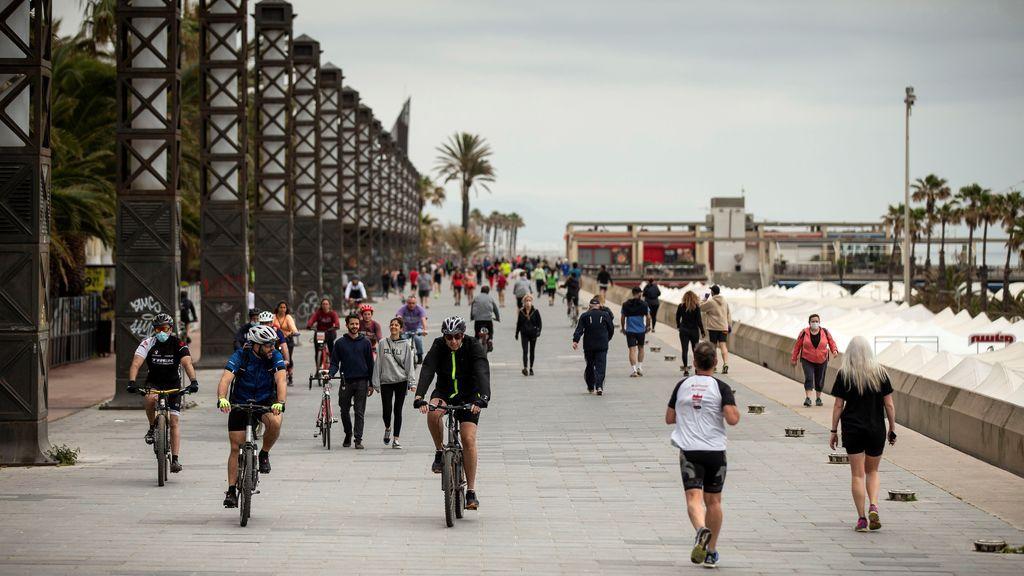 Las Comunidades Autónomas podrán modificar los horarios de salida de niños, mayores y deportistas a la calle
