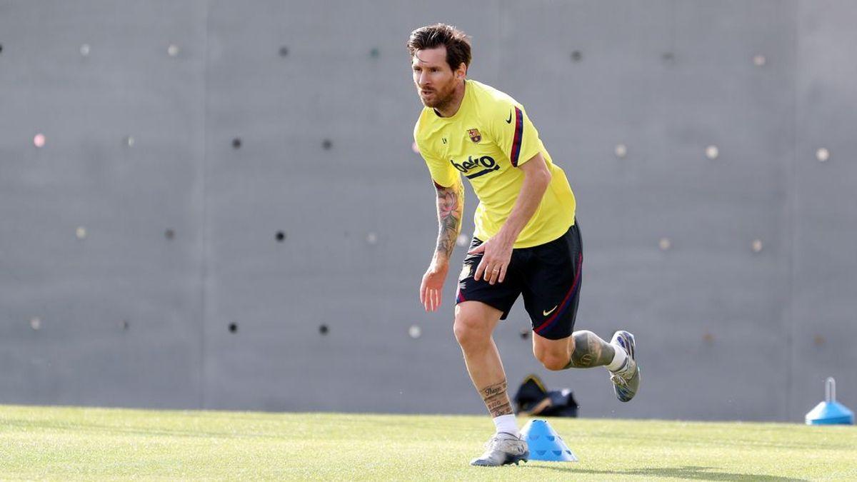 """La Generalitat, crítica con los test a los futbolistas: """"Da la sensación de que tienen ciertos privilegios"""""""