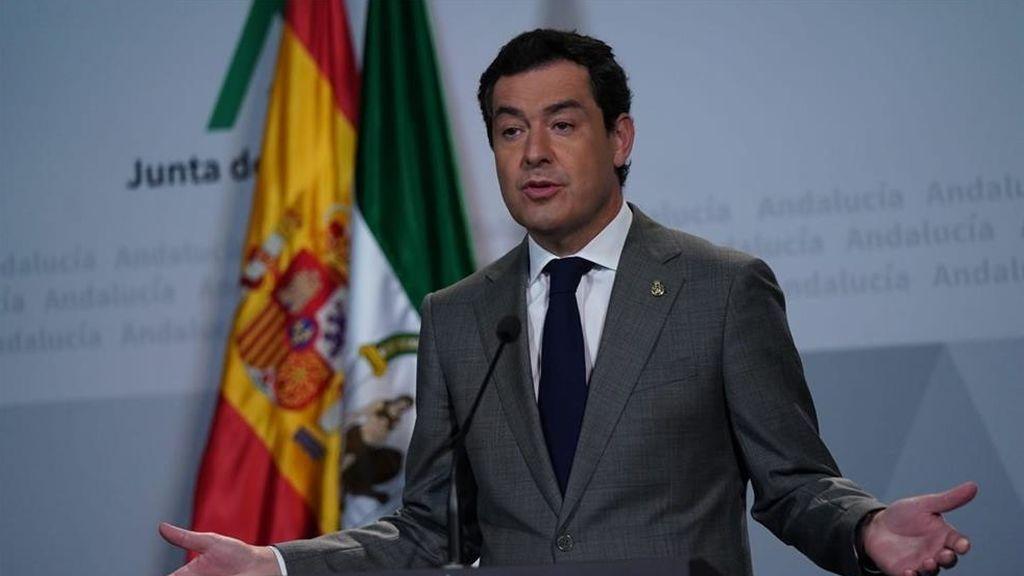 """Andalucía lamenta el freno a Málaga y Granada, que considera un """"ataque frontal"""""""