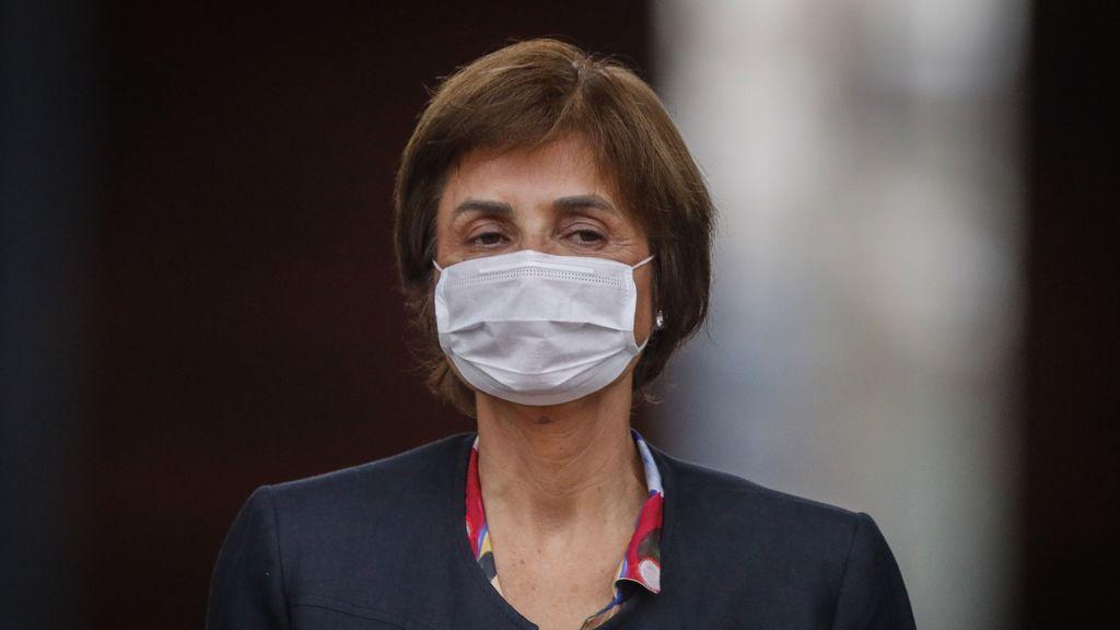 La subsecretaria de Salud Pública de Chile, Paula Daza