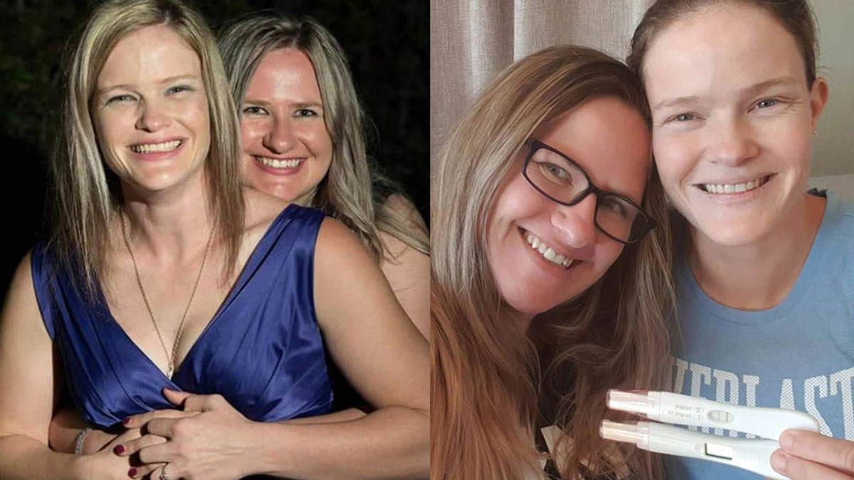 La sorpresa de dos mujeres: embarazadas a la vez y del mismo hombre