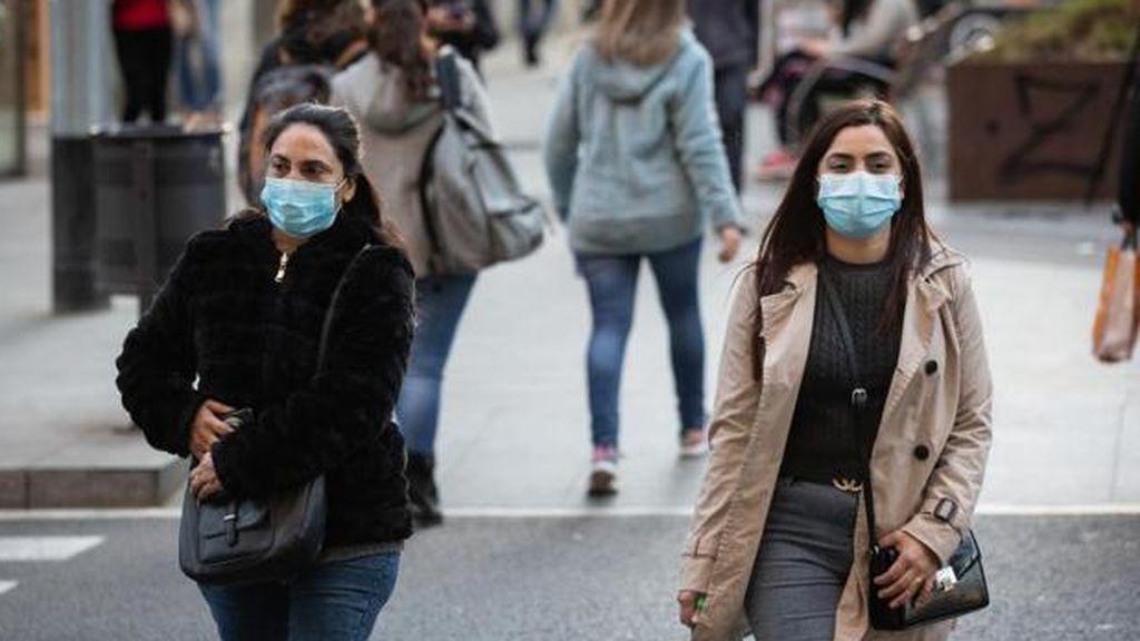 España podría tener 6,5 millones de infectados por el COVID-19, según los datos de Sanidad