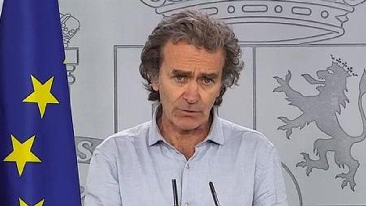Fernando Simón desgrana los motivos por los que muchas provincias siguen en fase 0