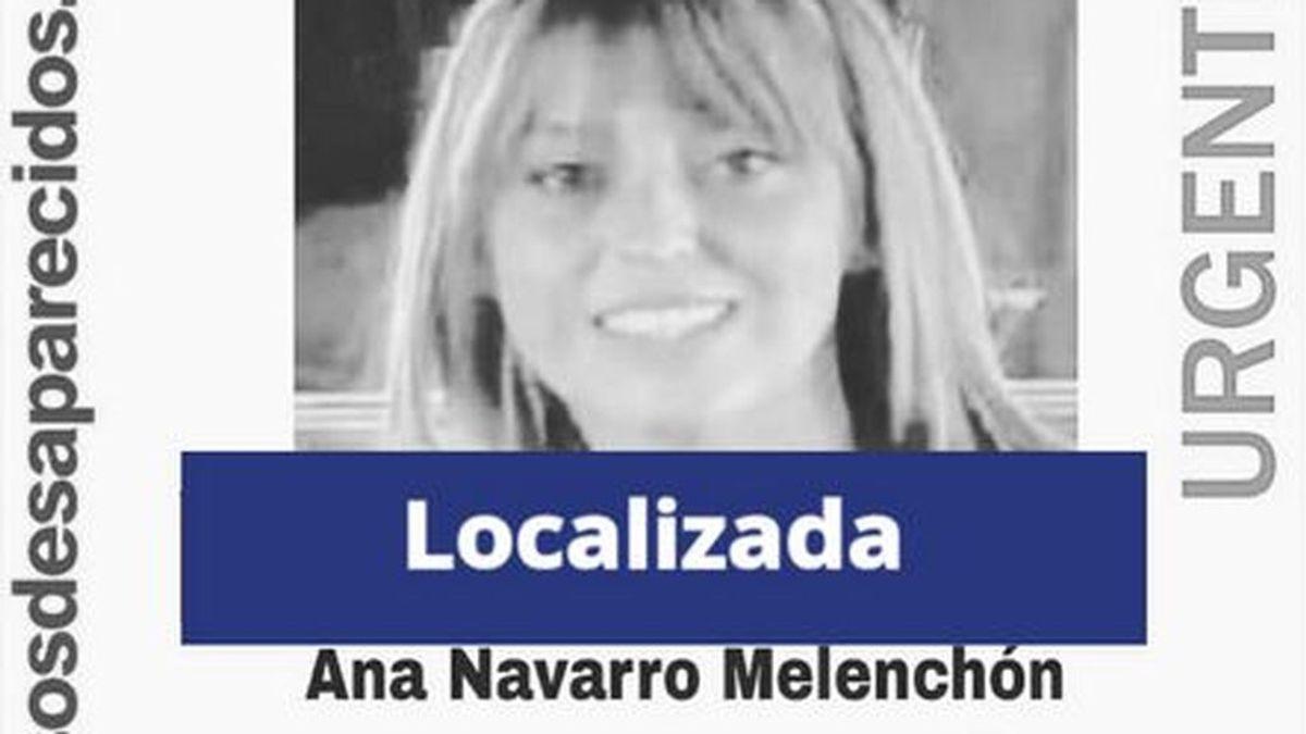 Localizan a salvo a Ana Navarro, una mujer de 36 años desaparecida en Murcia