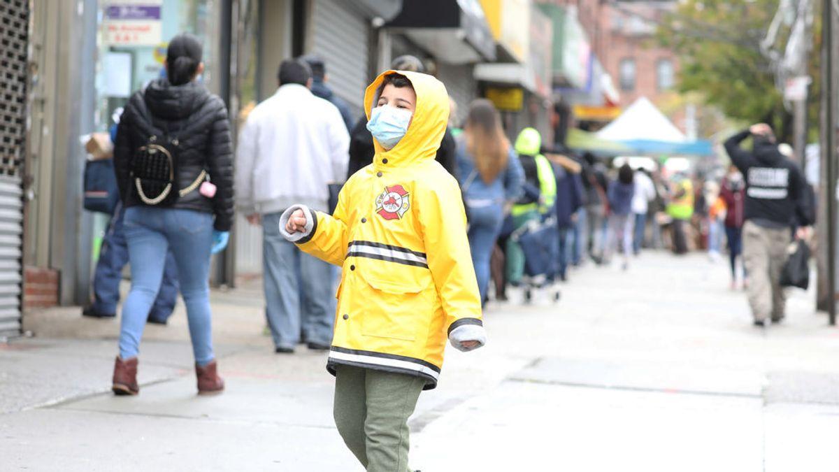 Nueva York investiga 85 casos de enfermedades ligadas al coronavirus entre los niños del estado