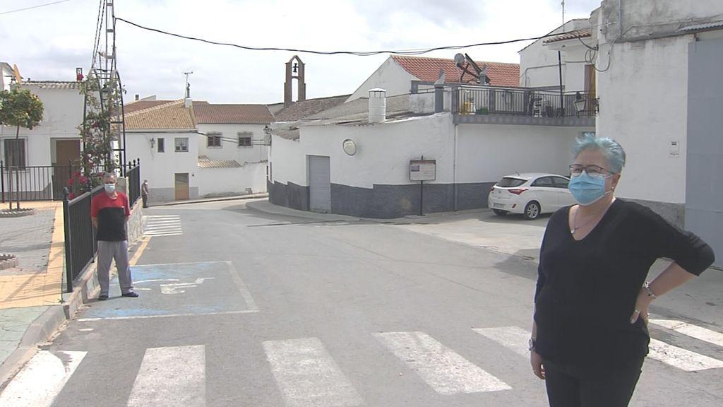 El pueblo situado entre Córdoba y Granada donde cruzar la calle supone infringir el estado de alarma
