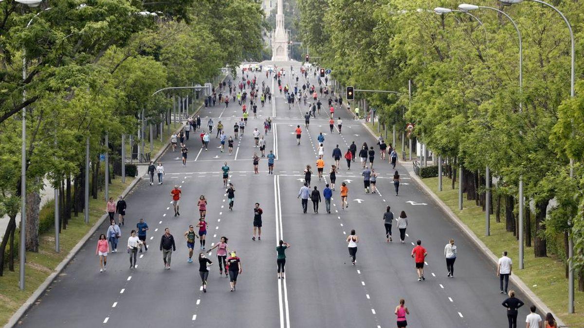 Última hora del coronavirus: Madrid ya ha pedido al Gobierno pasar a fase 1 el próximo lunes
