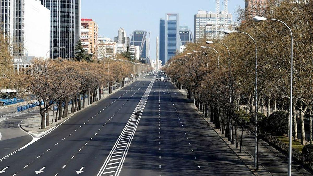 Caen a la mitad los contagios de coronavirus en Madrid y se reducen las muertes a 39
