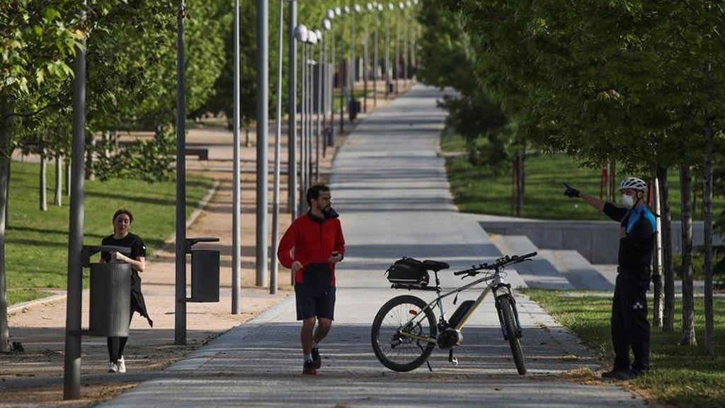España registra 123 muertes por coronavirus, la cifra más baja desde el 17 de marzo