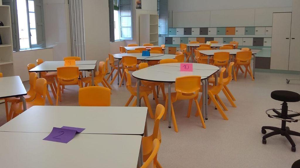"""Docentes, centros y alumnos alertan sobre apertura """"precipitada"""" de colegios"""