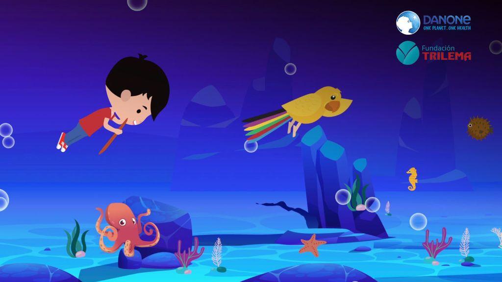 Las plumas mágicas de Isis Cuentos infantiles FLUYE Happy & healthy kids Capítulo 6
