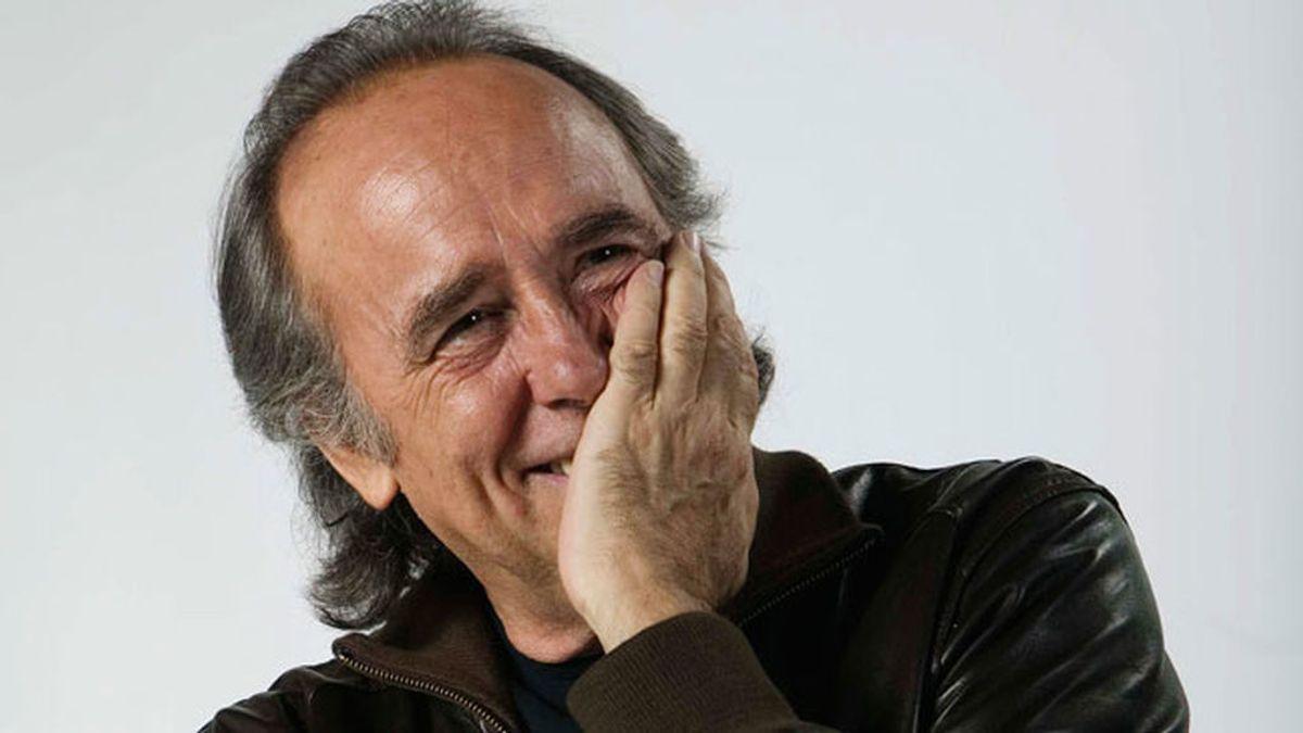 Piqueras entrevistará mañana el Informativos Telecinco a Joan Manuel Serrat