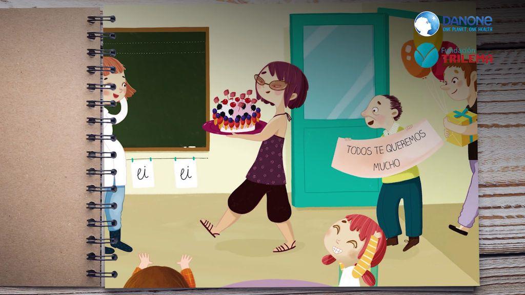 La fiesta de despedida Cuentos infantiles FLUYE Happy & healthy kids Capítulo 8