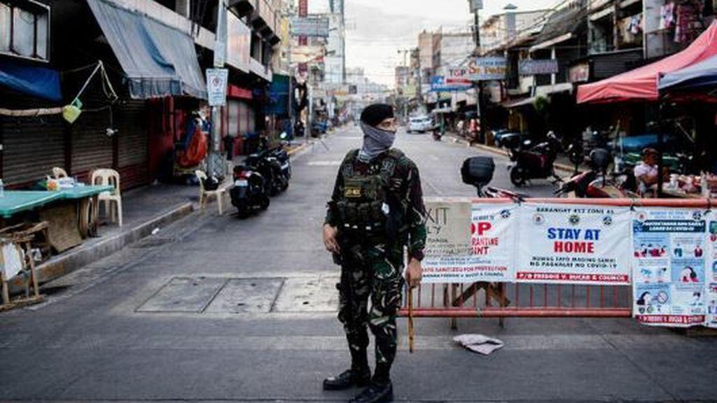 Filipinas levanta el confinamiento en casi todo el país, aunque Manila se mantiene en cuarentena