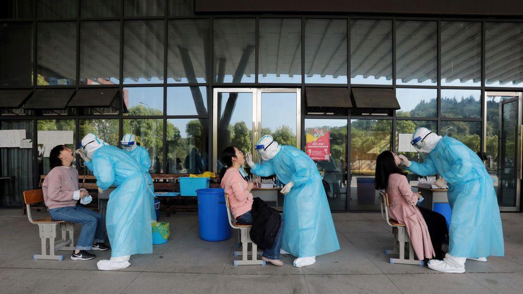Pequeños rebrotes de coronavirus en Wuhan y Seul obligan a realizar millones de test