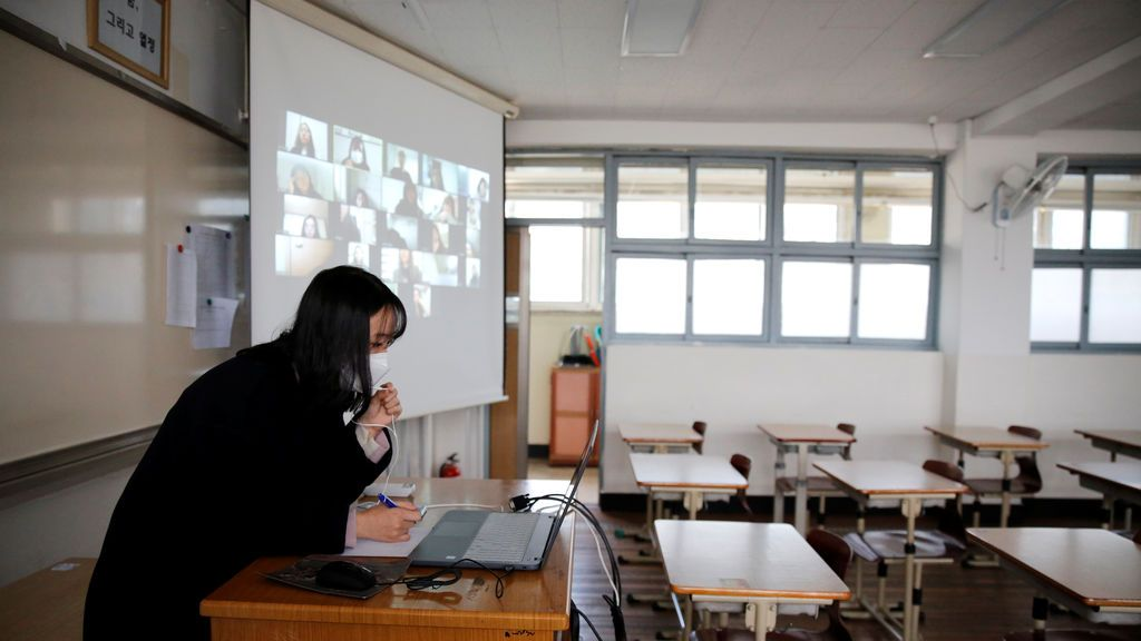 Corea del Sur pospone finalmente la reapertura de los colegios por el repunte de los contagios