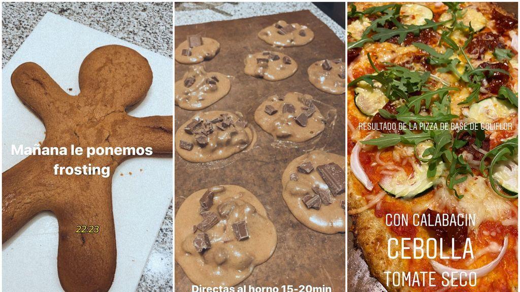 Laura Matamoros y sus comidas