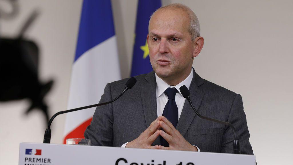 El director general de Sanidad en Francia, Jérome Salomon