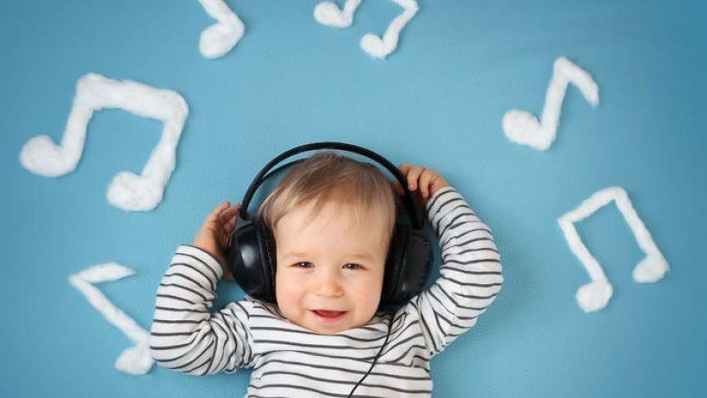 Estas son las mejores canciones para que tu bebés se duerma.