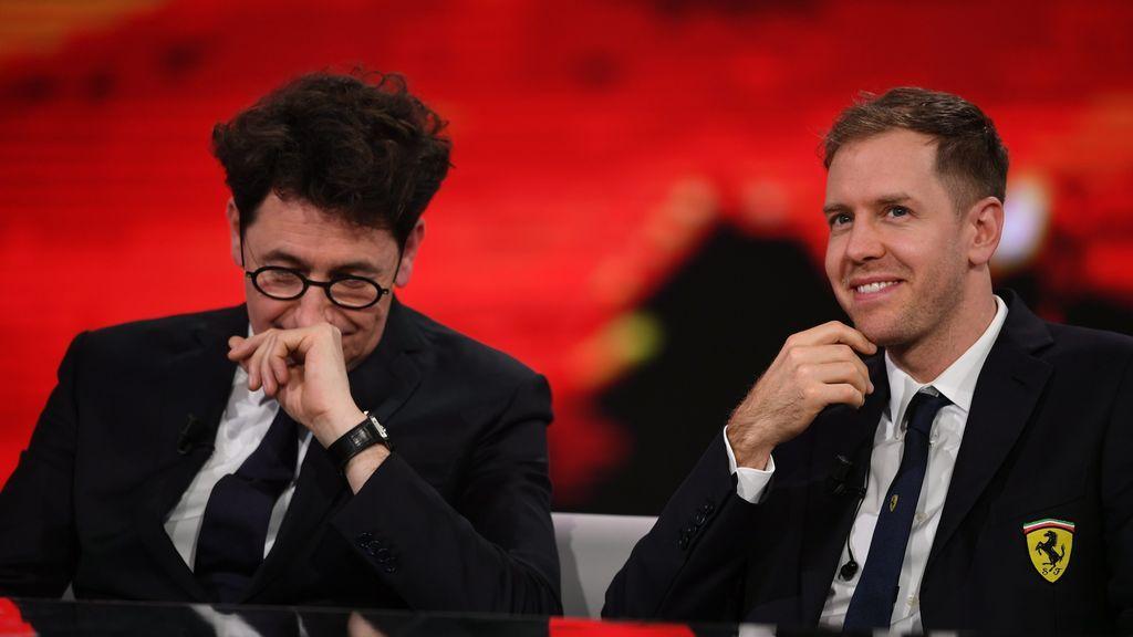 Sebastian Vettel y Ferrari no amplian contrato: el piloto alemán no correrá el año que viene en la escudería italiana